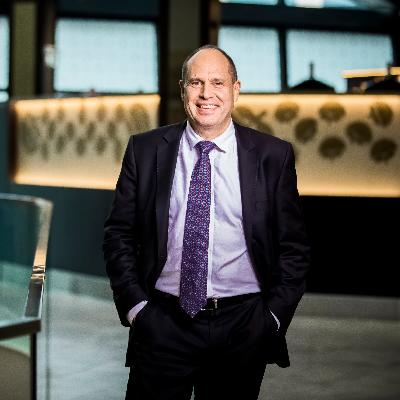 Picture of Graeme Stephens, CEO of SkyCity