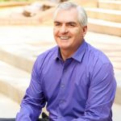 Picture of John Snyder, CEO of BCD Travel