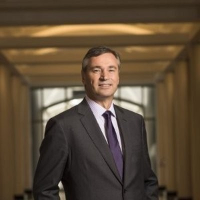 Picture of Colin Shannon, CEO of PRA Health Sciences