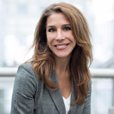 Picture of Gina Ashe, CEO of ThirdChannel