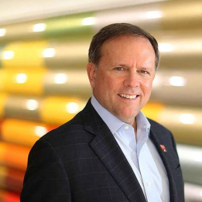 Picture of Charles Shaver, CEO of AkzoNobel