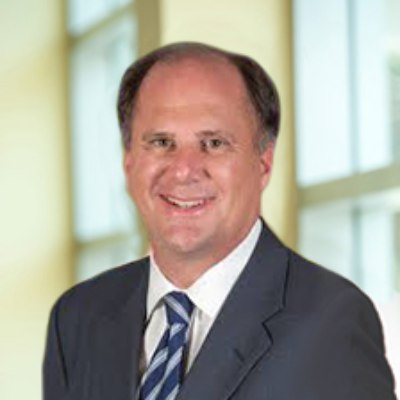 Picture of Bob Pryor, CEO of NTT DATA Services