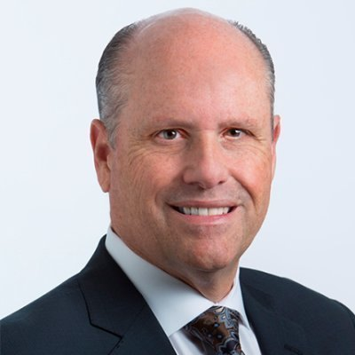 Picture of Paul Perreault, CEO of CSL Behring