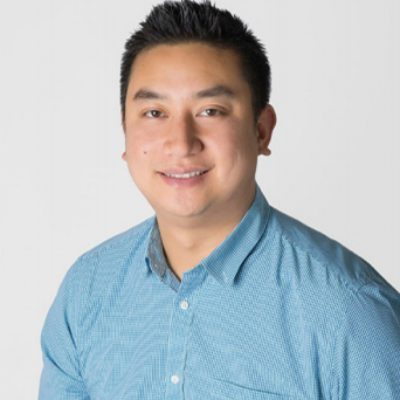 Picture of Bao Hoang, CEO of Rolld