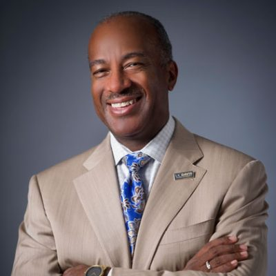 Picture of Chancellor Gary May, CEO of UC Davis