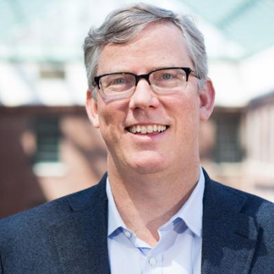 Picture of Brian Halligan, CEO of HubSpot