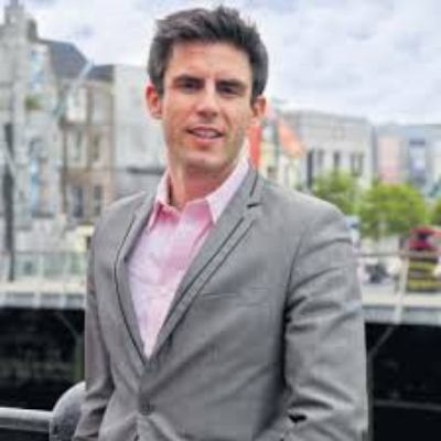 Picture of Phillip McGlade, CEO of Therapie Clinic