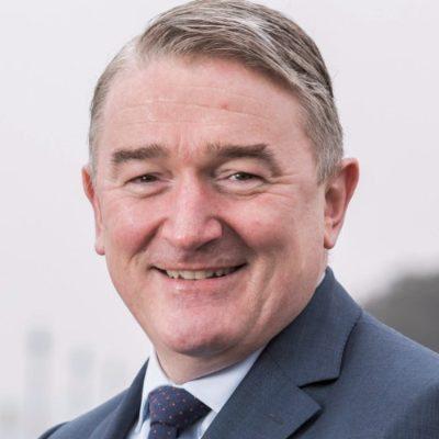 Picture of John Jordan, CEO of Ornua