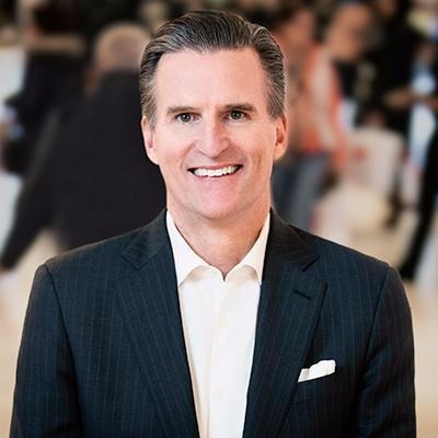 Picture of Jeff Gennette, CEO of Macy's