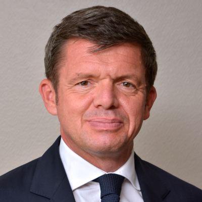 Portrait de Hervé MONTJOTIN, PDG chez SOCOTEC