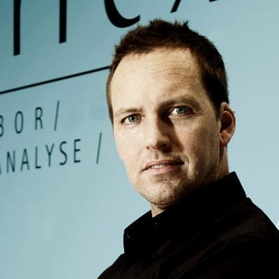 Picture of Björn Gustafsson, CEO of Currex