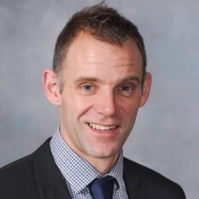 Picture of Paul Ramsay, CEO of 3d Leisure