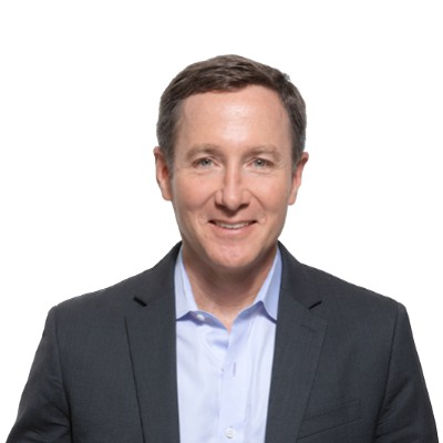 Picture of John Foley, CEO of Peloton