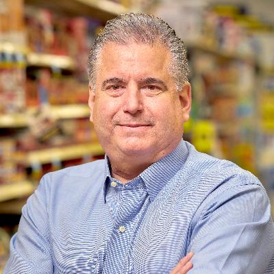 Picture of Todd Vasos, CEO of Dollar General