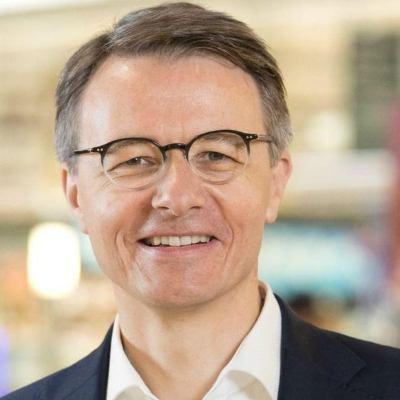 Portrait de Dominique Schelcher, PDG chez Système U