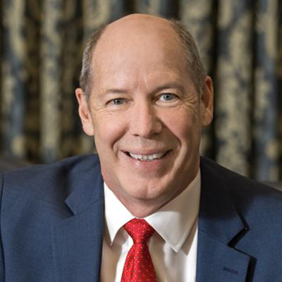 Picture of Gary Philbin, CEO of Family Dollar