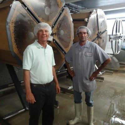 Picture of Lee G. Ewing, President/Edward W. Mills, CEO, CEO of Sunny Creek Farm, Inc