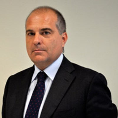 Picture of Giorgio Candido, CEO of LensCrafters