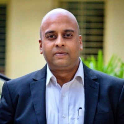 Picture of Harsha Parthasarathy, CEO of Sellcraft Global Solutions Private Limited