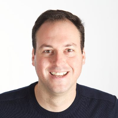 Picture of Marc Katz, CEO of Custom Ink