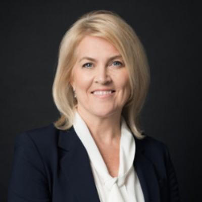 Headshot of Cynthia Garneau, CEO of VIA Rail