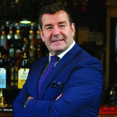 Picture of Patrick Dardis, CEO of Young's Pubs