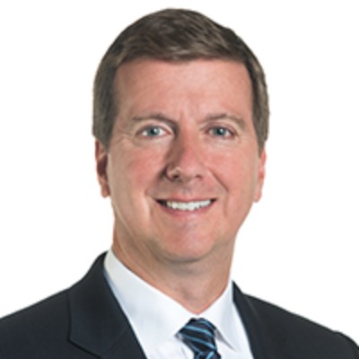 Picture of Barry McInerney, CEO of Mackenzie Investments