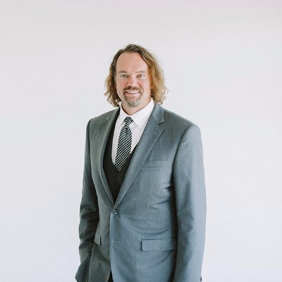 Picture of Andrew Westlund, CEO of Apex Wireless