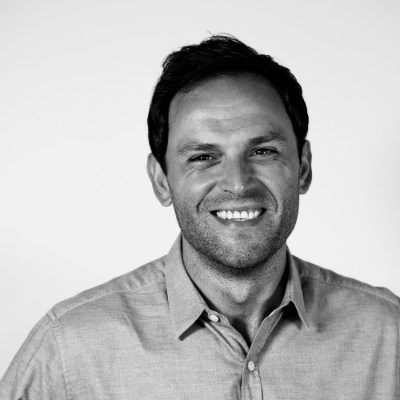Picture of John Box, CEO of Meltwater