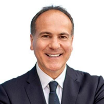 Picture of Gianfranco Battisti, CEO of Ferrovie dello Stato Italiane