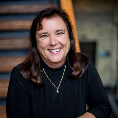 Picture of Linda Knight, CEO of CarePartners
