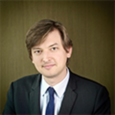 Picture of Adrien Couret, CEO of Macif