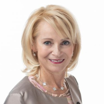 Picture of Lois Cormack, CEO of Sienna Senior Living
