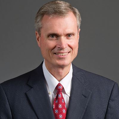 Picture of Chairman and CEO, Tom Williams, CEO of Parker Hannifin