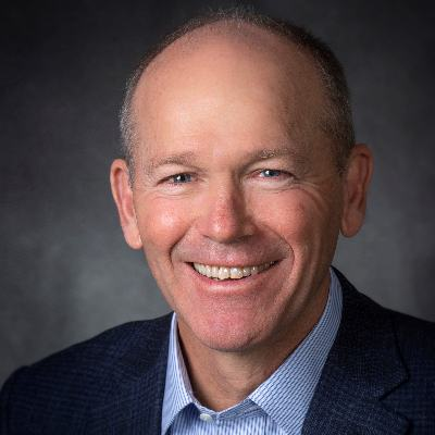 Picture of David Calhoun, CEO of Boeing