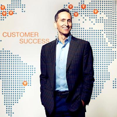 Picture of Peter Gassner, CEO of Veeva Systems
