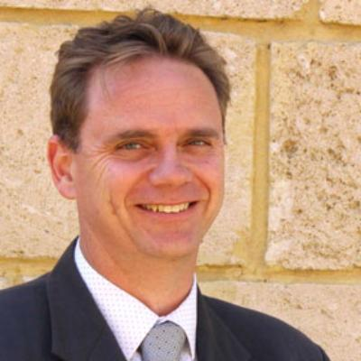 Picture of David Etherton, CEO of VenuesWest