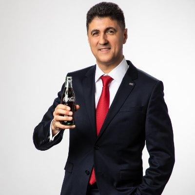 Picture of カリン・ドラガン, CEO of コカ・コーラボトラーズジャパン株式会社