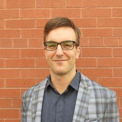 Picture of Alexandre Blais, CEO of Soins Amika