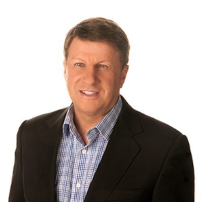 Picture of Dave Lougee, CEO of TEGNA