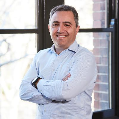 Picture of Jason Pellegrino, CEO of Domain Group