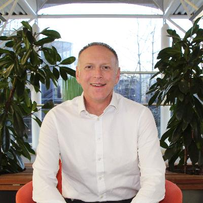 Picture of Mike Fairman, CEO of Checkatrade