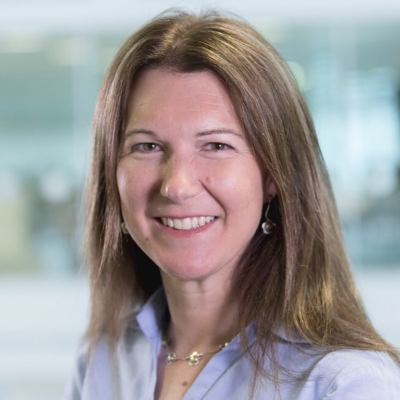 Picture of Jill Ross, CEO of McCurrach