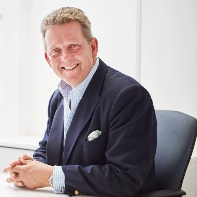 Picture of David Taylor-Smith, CEO of phs Group