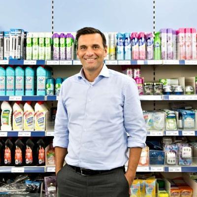 Picture of Sander van der Laan, CEO of Action