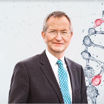 Picture of Prof. Arndt Rolfs, MD, CEO of CENTOGENE AG
