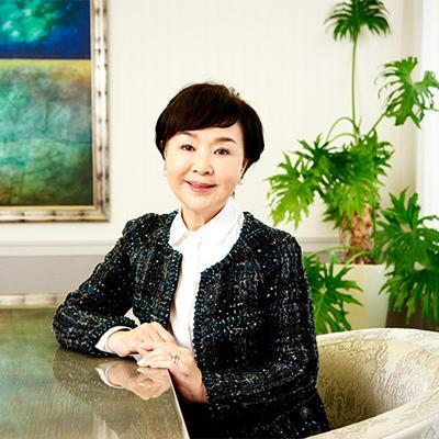 Picture of 寺田 千代乃, CEO of アートチャイルドケア株式会社