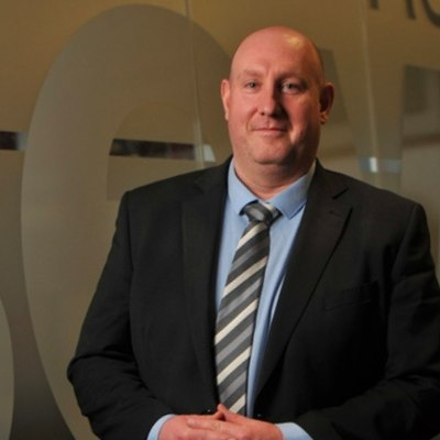 Picture of Richard Cooke, CEO of Seven Resourcing