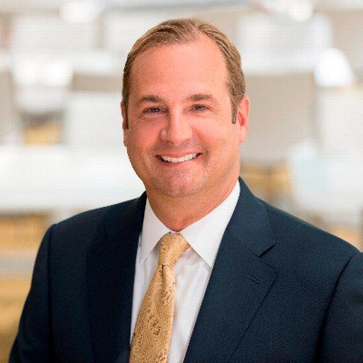 Headshot of Tony Capuano , CEO of Marriott International, Inc.