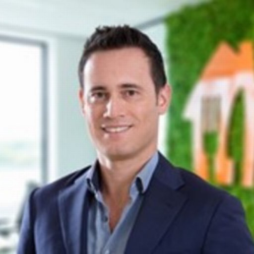 Headshot of Mr. Jitse Groen, CEO of Just Eat